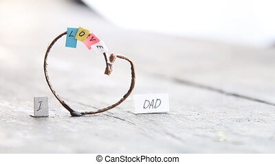happy fathers day, i love dad - I Love Dad, happy fathers...