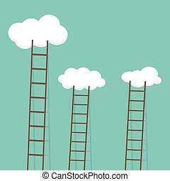 Ladders to sky