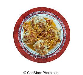 Welsh Meatballs Ffagodau