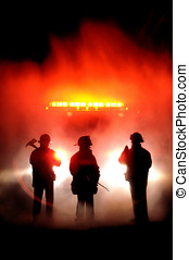 Fire Crew - Firefighters