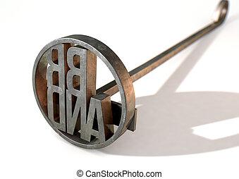 Branding Iron Brand