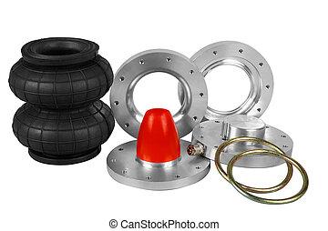 CNC custom made auto air ride suspension