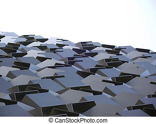 Q-Car Park Sheffield 4 designed by Allies and Morrison.