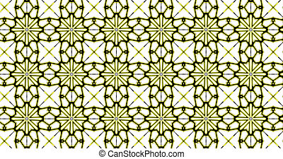 Abstract repeating ornate geometric luxury pattern....