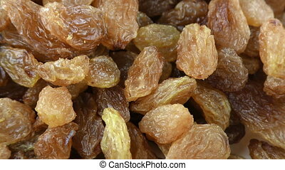 Raisins Macro View