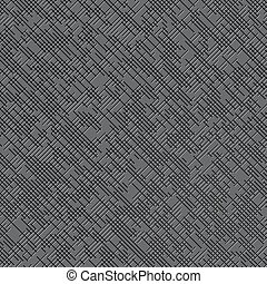 Seamless pattern of dashes. Art abstract stroke textured...