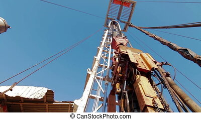 Drilling Rig Oil Industry - The Oil Gas Drilling Rig