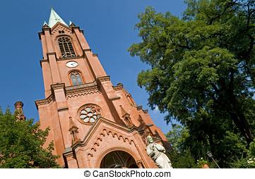 Gethsemane Church Berlin - Gethsemane Church is located in...
