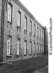 Old building in Lappeenranta. - Old building in the fortress...