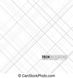 vector illustration criss cross lines background on white