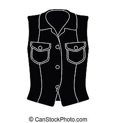 Women Sleeveless Sports Jacket .Beige button-down shirt...