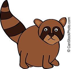 Round Raccoon