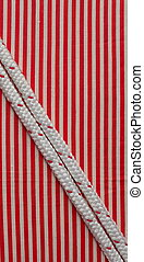 durable rope red