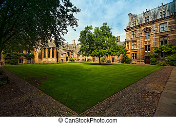Gonville and Caius College