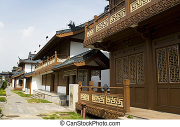 Chinese Architecture, Guilin, China - Image of Chinese...