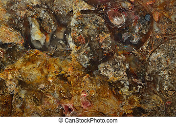 Stone colorful texture as background - Stone colorful...