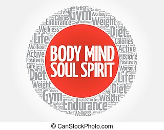 Body Mind Soul Spirit circle