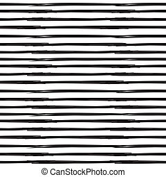 Straight, parallel lines. Grunge linear backdrop. Vector...