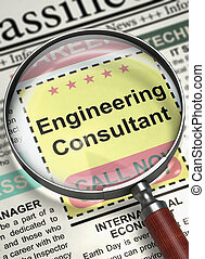 Engineering Consultant Join Our Team. 3D. - Engineering...