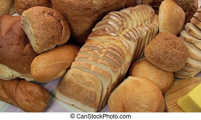 Breads With Sandwich