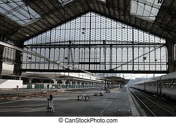 Gare d'Austerlitz - Paris - France