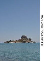 kefalos, wyspa