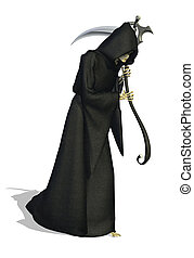The Grim Reaper - Harbinger of Death - The Grim Reaper...