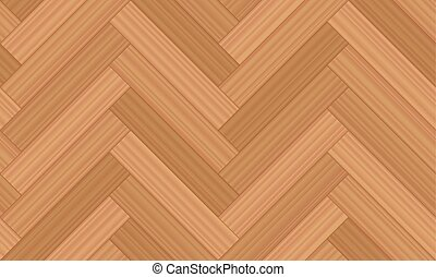 Herringbone Parquet Seamless Wooden Floor Pattern -...