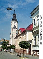 old Uzhgorod, Ukraine