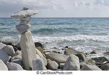 Beauty of nature in perfect balance