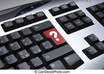 Computer Button