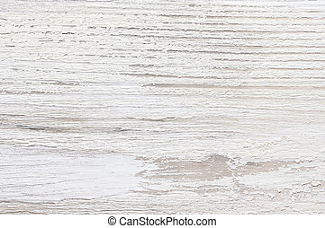 White distressed wood texture - Vintage white painted...