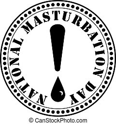 National Masturbation Day - Symbol of National Day...