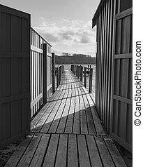 The old jetty