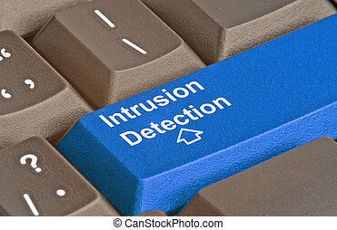 Key for intrusion detection