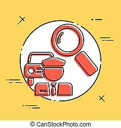 Find car driver service