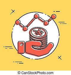 Financial statistics - Yuan