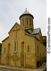 old Christian churches in Tbilisi
