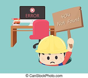 404 not found computer error