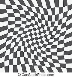 Unequal checks, abstract checkered background. - Unequal...