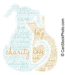 Charity Word Cloud