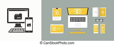 Multi devices folder synchronization