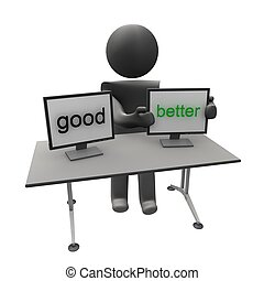 good to better - people good to better