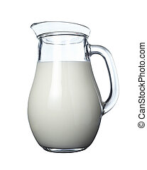 milk jar food drink calcium