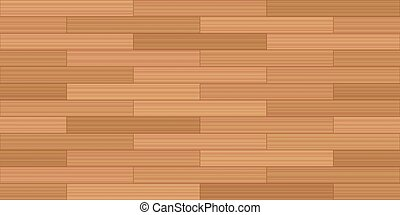 Plank Floor Brick Bond Parquet Seamless Pattern - Brick bond...