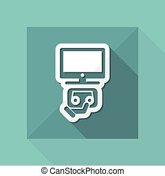 Videotape icon