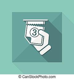 Ticket queue icon
