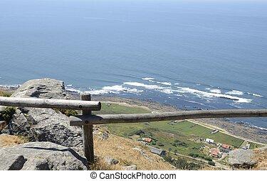 Galician coastline - Coastline of the Atlantic Ocean from...