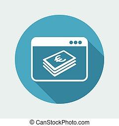 Financial internet services - Euro