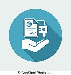 Car billing document - Euro